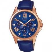 Дамски часовник CASIO SHEEN SWAROVSKI EDITION SHE-3806GL-2AUER
