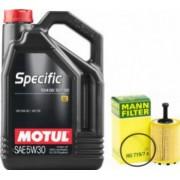 Pachet Schimb Ulei Premium Vw Golf V 1.9 TDI 105 CP cod motor BJB BLS BKC. BXE