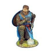 First Legion CRU055 Crusader Kneeling French Knight