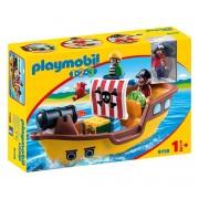 Playmobil Barco pirata 9118Multicolor- TAMANHO ÚNICO