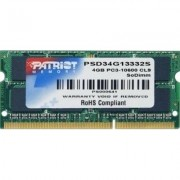 Patriot Memory Pamięć RAM PATRIOT 4GB 1333MHz Signature (PSD34G13332S)