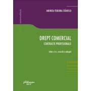 Drept comercial. Contracte profesionale, ed. 2
