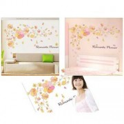 TipTop Wallstickers Romantic Flower Print