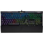 Tastatura Gaming Corsair K70 RGB MK.2, Cherry MX Borwn (Negru)