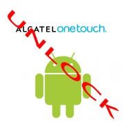 Разкодиране на мобилни телефони Alcatel Android