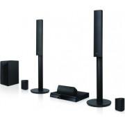 3D Blu-ray kućni bioskop LG LHB645N, Smart, Bluetooth