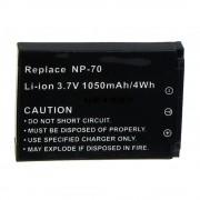 Power3000 PL157B.653 - acumulator tip NP-70 pentru Casio, 1050mAh