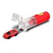 Детска играчка, Bburago Ferrari - Комплект за игра, изстрелвачка с количка Ferrari, 093935