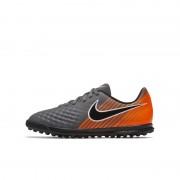 Nike Jr. Magista ObraX II Club TF Fußballschuh für Turf für jüngere/ältere Kinder - Grau