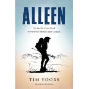 Reisverhaal Alleen - De Pacific Crest Trail te voet van Mexico naar Canada | Tim Voors