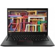 Laptop Lenovo ThinkPad T490s Intel Core (8th Gen) i5-8265U 512GB SSD 16GB Win10 Pro FullHD IPS Tast. il. FPR