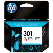 HP Original Tintenpatrone CH562EE (No.301), color