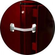 Safe-O-Kid High Quality Adjustable Large Multi-Purpose Child Safety Lock (Pack of 1)