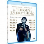THEORY OF EVERYTHING Blu ray