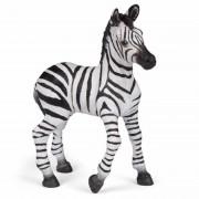 Papo Plastic dieren zebra jong 9 cm