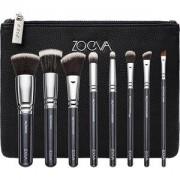 ZOEVA Brushes Brush sets Vegan Brush Set 104 Buffer + 125 Stippling + 128 Cream Cheek + 142 Concealer Buffer + 223 Petit Eye Blender + 227 Soft Definer Vegan + 235 Contour Shader + 317 Wing Liner 1 Stk.