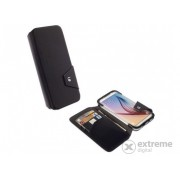 Krusell FlipWallet KALMAR preklopna korica za Samsung Galaxy S6 (SM-G920), crna