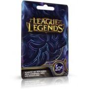 Riot League of Legends - 20EUR Card Code