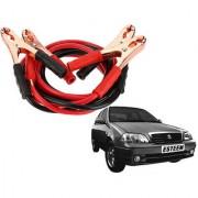 Auto Addict Premium Quality Car 500 Amp Heavy Duty Copper Core Tangle Battery Booster Cable 7.5 Ft For Maruti Suzuki Esteem