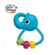 Chicco Sonajero Chicco Elefante primeras actividades Baby Senses Line