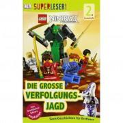 Dorling Kindersley SUPERLESER! LEGO® NINJAGO® Die große Verfolgungsjagd