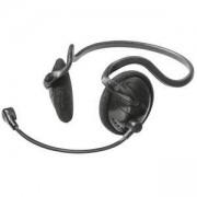 Слушалки с микрофон TRUST Cinto Chat Headset for PC and laptop, жични, 2 x 3.5mm, черни, 21666