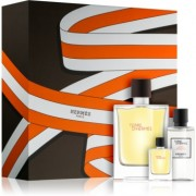 Hermès Terre d'Hermès coffret XXIII. Eau de Toilette 100 ml + Eau de Toilette 5 ml + loção after shave 40 ml