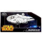Star Wars The Empire Strikes Back Diecast Vehicle Millennium Falcon
