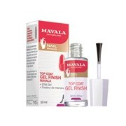 Gel finish top coat efeito unhas de gel 10ml - Mavala
