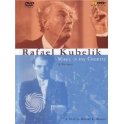 Video Delta Rafael Kubelik - Music is my country - DVD