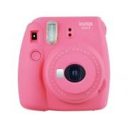 Fujifilm Kit Cámara Instantánea FUJIFILM Instax Mini 9 + 10 películas (Flamingo Pink - Obturación: 1/60 s - 2x Pilas AA - 62x46mm)