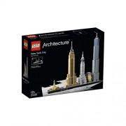 LEGO Architecture 21028: New York City