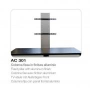 Munari Ac301 Colonna Fissa Con Frontale Alluminio Con Alloggiamento Cavi