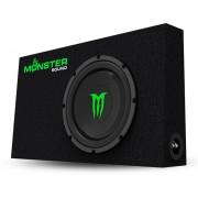 Subwoofer Monster Sound Cajón Ultra Chato 1000W M-124S