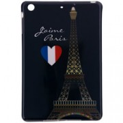 Husa Apple iPad Mini 1 / 2 Silicon Gel TPU Paris Hearth