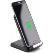 Incarcator Wireless Stand Itian Tip A18 5W Qi Standard , Negru