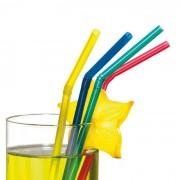 Paie flexibile culori asortate, set 50 bucati, Herlitz