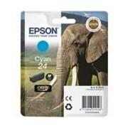 Epson T24 (T2422) Cartucho de tinta cian Epson 24