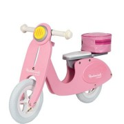 Janod Mademoiselle - Springcykel Pink