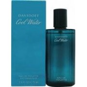 Davidoff Cool Water Eau de Toilette 75ml Vaporizador