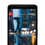 Google Pixel 2 XL (128GB, Black & White, Special Import)