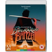Arrow Video The Adventures of Buckaroo Banzai Across the 8th Dimension