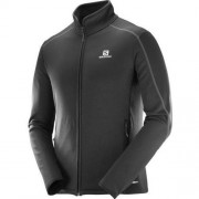 Salomon Bluza Atlantis FZ Black
