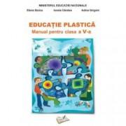 Educatie Plastica. Manual pentru clasa a V-a