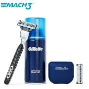 Gillette Mach3: Starter Kit - 4 Month Plan