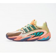 adidas x Pharrell Williams Crazy BYW 2.0 Yellow Tint/ Chalk Coral/ Trace Purple