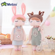 Newest Retro angela kawaii stuffed plush toys for children kids girls soft rabbit dolls delicate companion gift 100% Metoo