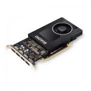 PNY VCQP2000-PB scheda video Quadro P2000 5 GB GDDR5