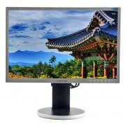 Samsung 225BW, 22 inch LCD, 1680 x 1050, 16:10, negru - argintiu