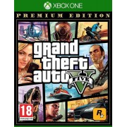 XBOX ONE Grand Theft Auto 5 - GTA V - Premium Edition